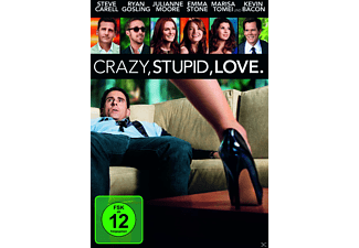 Crazy Stupid Love Komödie DVD