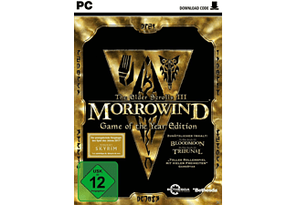 The Elder Scrolls III: Morrowind - Game Of The Year Edition [PC]