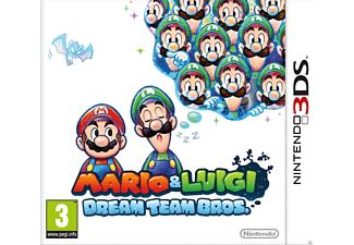 Mario and Luigi: Dream Team Bros. (Nintendo 3DS)