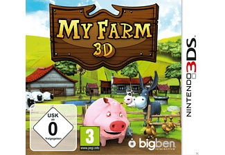 My Farm 3D [Nintendo 3DS]