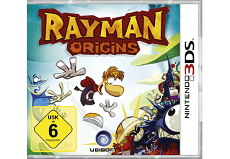 Rayman Origins (Software Pyramide) - Nintendo 3DS