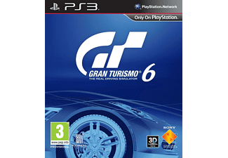 Gran Turismo 6 Simulation PlayStation 3