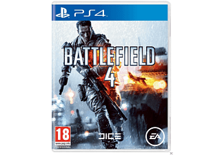 Battlefield 4 FR/NL PS4