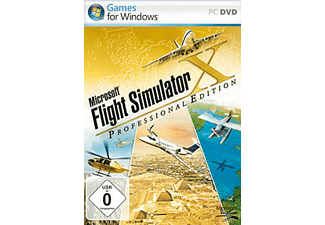 Flight-Simulator X - Professional Edition [PC]