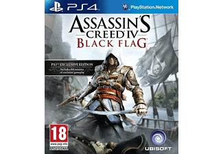 Assassin's Creed IV: Black Flag (Day1 edition) (PlayStation 4)