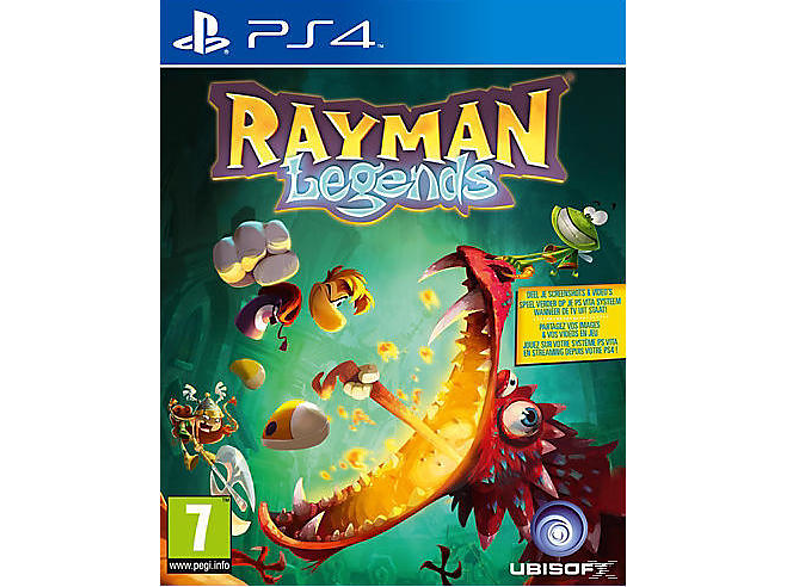 Rayman Legends gaming   offline sony ps4 παιχνίδια ps4 gaming games ps4 games