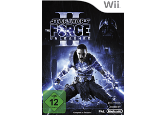 Star Wars - The Force Unleashed 2 - Nintendo Wii