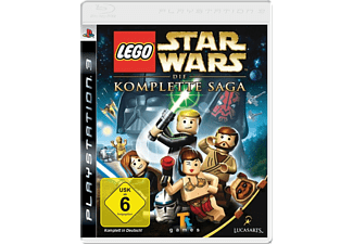 Lego Star Wars: Die komplette Saga [PlayStation 3]