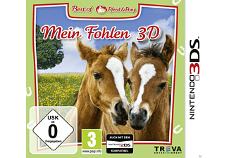 Mein Fohlen 3D (Best of) [Nintendo 3DS]