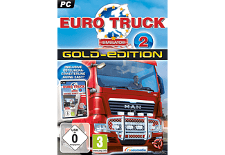 Euro Truck Simulator 2: Gold-Edition - PC