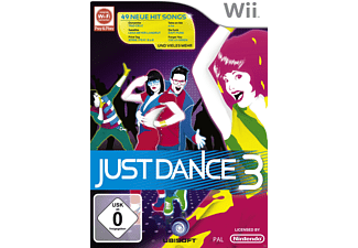 Just Dance 3 (Software Pyramide) [Nintendo Wii]
