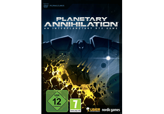 Planetary Annihilation [PC]