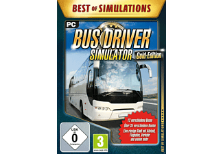 Bus-Driver Simulator: Gold-Edition (Best of Simulations) [PC]