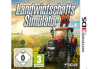 Landwirtschafts-Simulator 2014 (Software Pyramide) - Nintendo 3DS