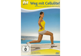 Fit For Fun - Weg mit Cellulite - (DVD)