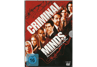 Criminal Minds - Staffel 4 Box Thriller DVD