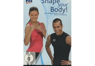 Fit For Fun - Shape Your Body! - (DVD)