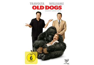 Old Dogs - Daddy oder Deal [DVD]