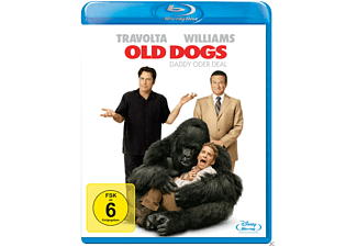 Old Dogs - Daddy oder Deal - (Blu-ray)
