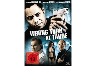 Wrong Turn At Tahoe [DVD]