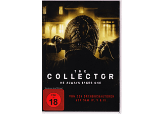 The Collector - He always takes one - (DVD)