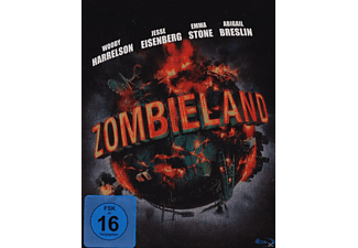 Zombieland (Steelbook Edition) - (Blu-ray)