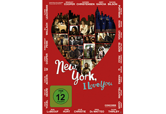 New York, I Love You - (DVD)
