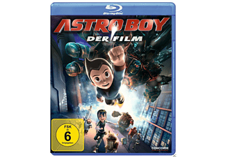 Astro Boy Film Animation/Zeichentrick Blu-ray