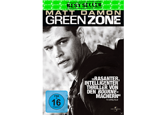 GREEN ZONE Drama DVD