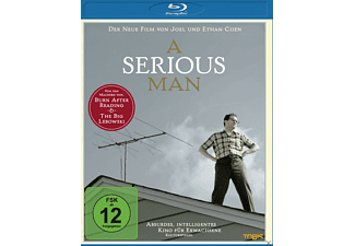 A Serious Man - (Blu-ray)