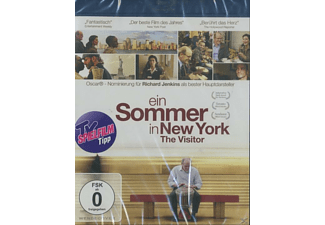 Ein Sommer in New York [Blu-ray]