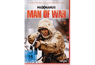 MAX MANUS - MAN OF WAR - (DVD)