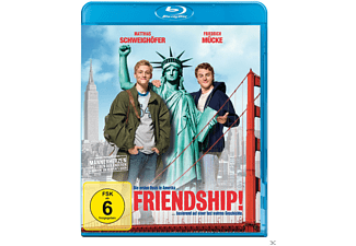FRIENDSHIP Komödie Blu-ray