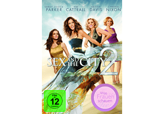 Sex and the City 2 - (DVD)