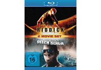 Pitch Black - (Blu-ray)