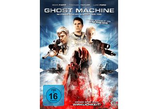 Ghost Machine - (DVD)