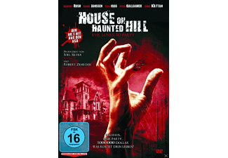 House on Haunted Hill - (DVD)