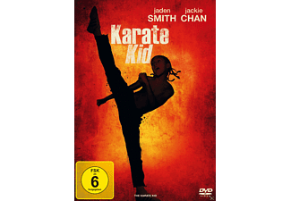 Karate Kid Action DVD