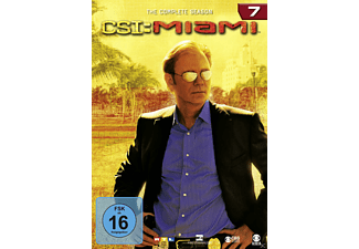 CSI: Miami - Staffel 7 (komplett) - (DVD)