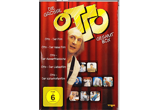 DIE GROSSE OTTO-BOX ( JUBILÄUMSEDITION) [DVD]