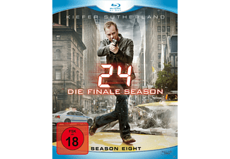 24 -  Staffel 8 [Blu-ray]