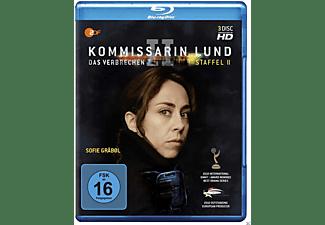 Kommissarin Lund - Das Verbrechen - Staffel 2 [Blu-ray]