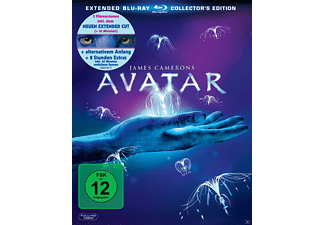 Avatar - Aufbruch Nach Pandora Collector's Edition Action Blu-ray