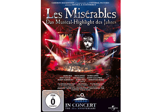 Les Misérables in Concert - The 25th Anniversary - (DVD)