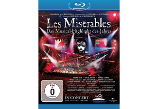 Les Misérables in Concert - The 25th Anniversary [Blu-ray]