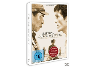 BARFUSS DURCH DIE HÖLLE (SPECIAL EDITION) - (DVD)