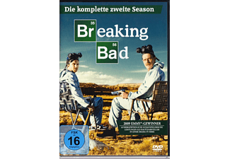 Breaking Bad - Staffel 2 - (DVD)