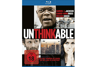UNTHINKABLE Horror Blu-ray