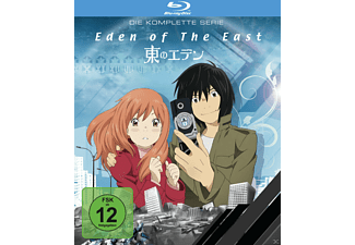 Eden of the East - Die komplette Serie - (Blu-ray)