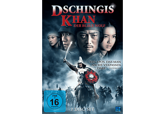 Dschingis Khan - Der Blaue Wolf Action DVD